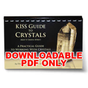 KISS Guide To Crystals Downloadable PDF Book